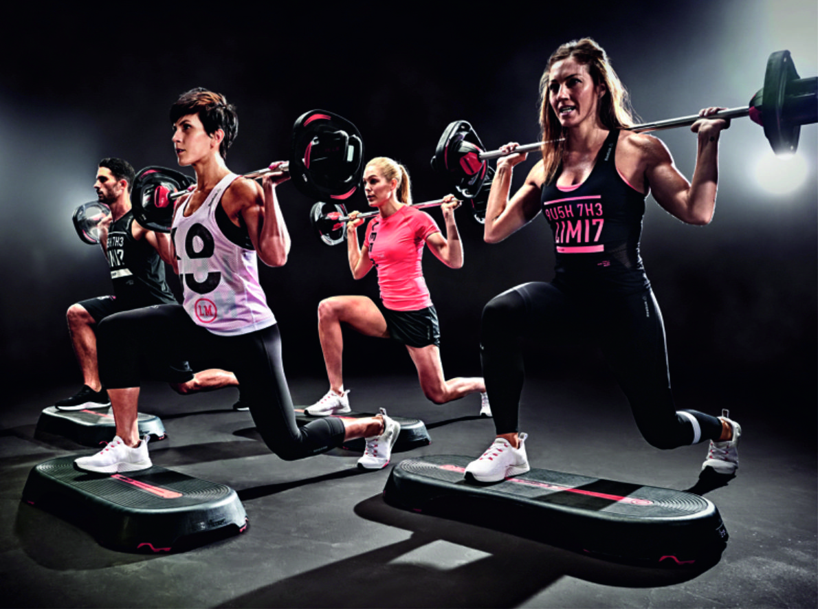 LesMills® Body Pump